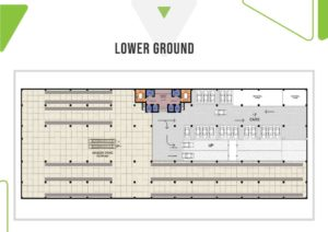 Skypark One Lower Ground Floor Plan