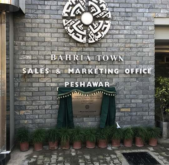 Bahria Town Peshawar Residential & Commercial Plots for Sale