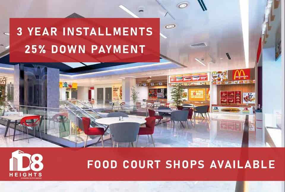 D-8 Heights Food Court Shop