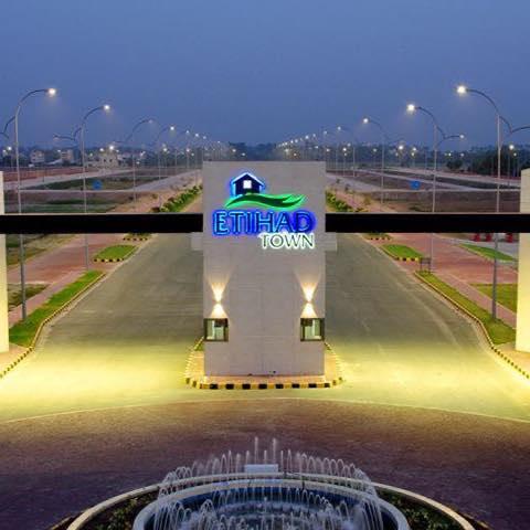 Etihad Town Lahore Gate