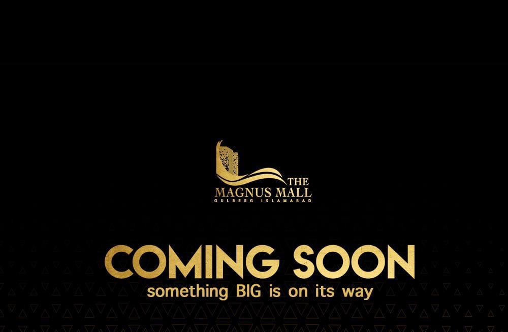 Magnus Mall Coming Soon