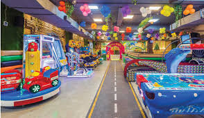 Zameen Ace Mall Play Area