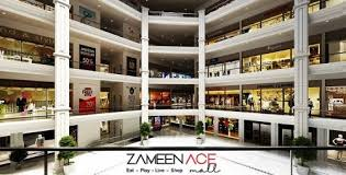 Zameen Ace Mall Shops