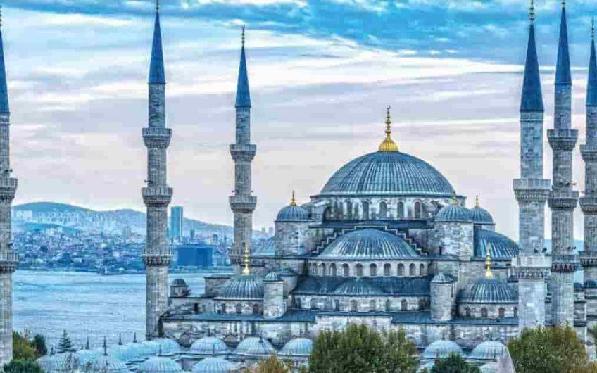 Blue World City Mosque