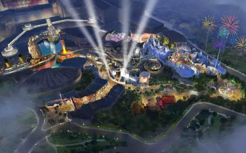 Blue World City Water Theme Park