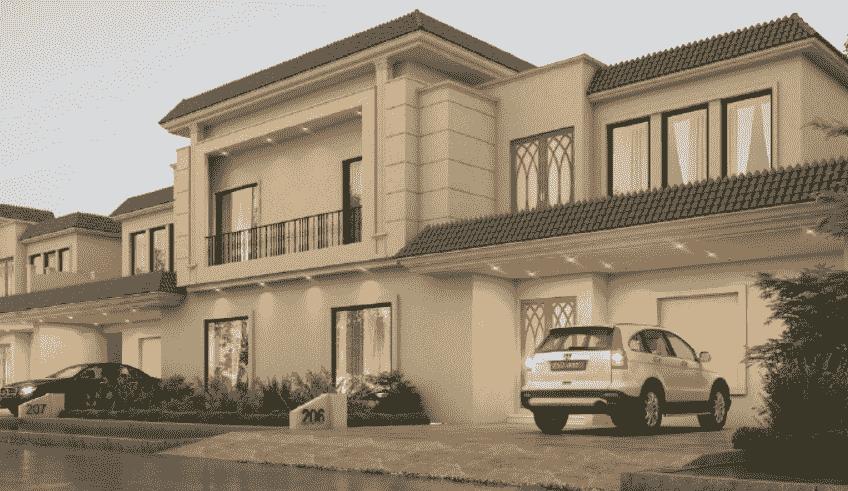 Capital Smart City 12-Marla Villa