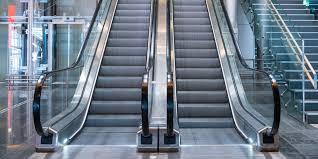 Omega Mall Escalators