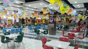 Omega Mall Food Court