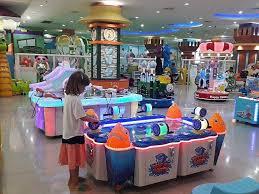 Omega Mall Funland