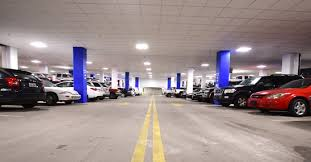Omega Mall Parking