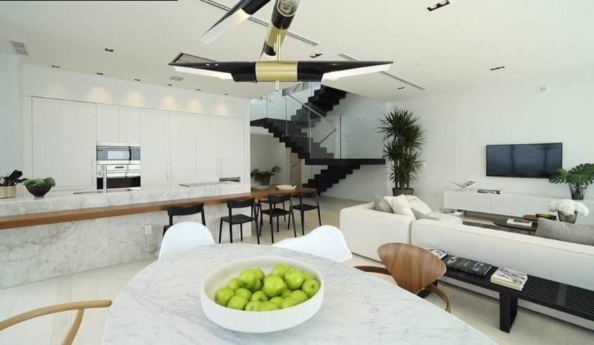 Split Floor Penthouse