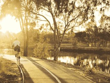 River Walk Jogging Track