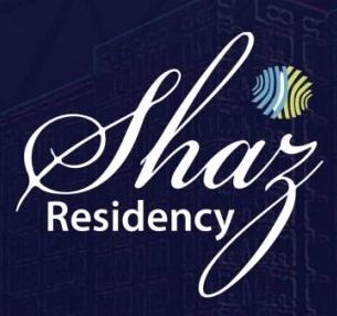 Shaz Residency Logo