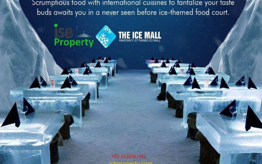 Ice Mall Food Court 01