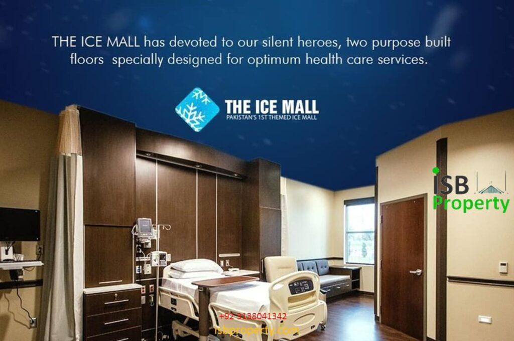 Ice Mall Hospital 01