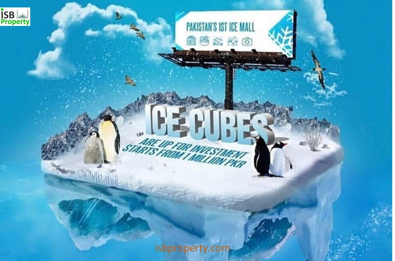 Ice Mall Ice Cubes