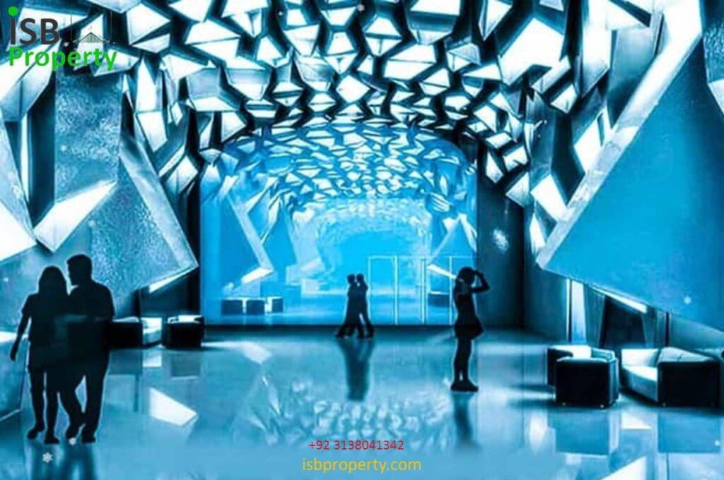 Ice Mall Ice Museum