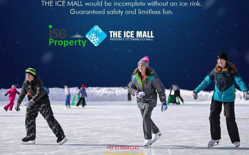 Ice Mall Ice Skating 02