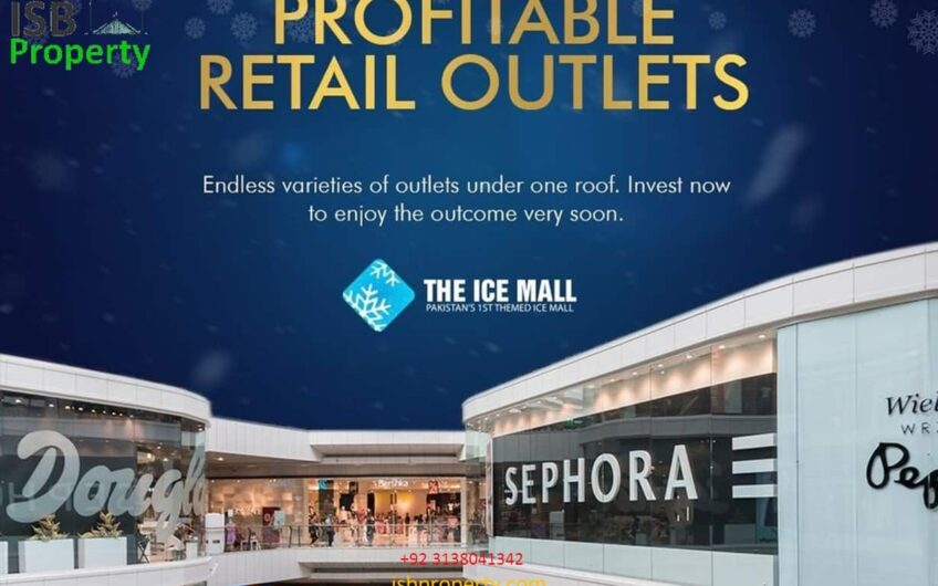 Ice Mall Retail Outlets