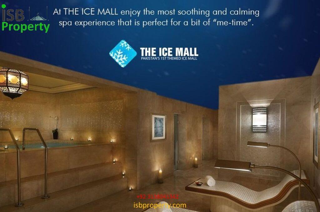 Ice Mall SPAS & Saunas 01