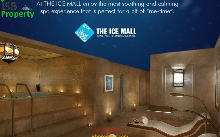 Ice Mall SPAS & Saunas 01