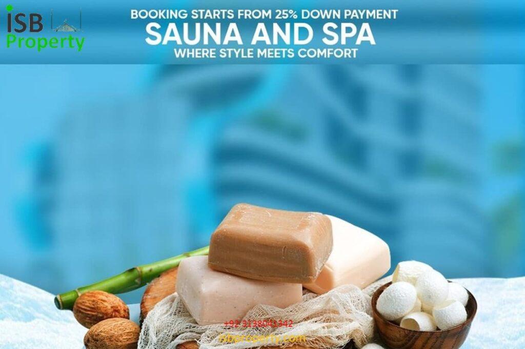 Ice Mall SPAS & Saunas 02