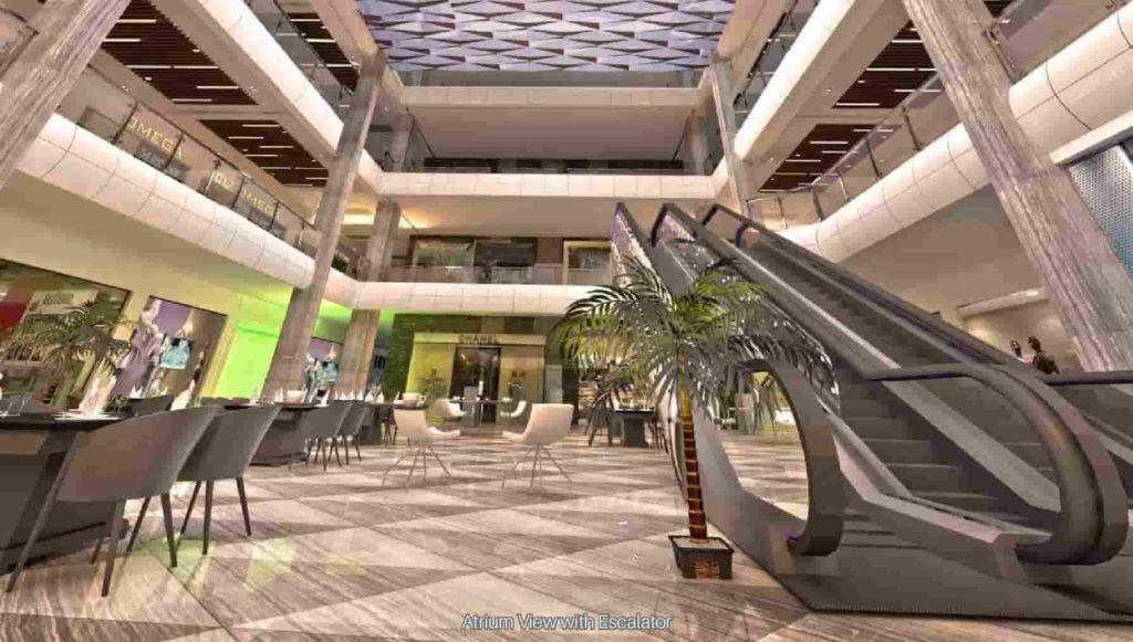 Miusam Mall Atrium