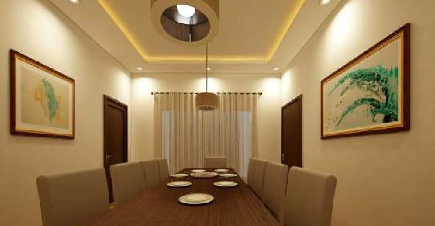 Miusam Mall Dinning Room