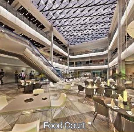Miusam Mall Food Court
