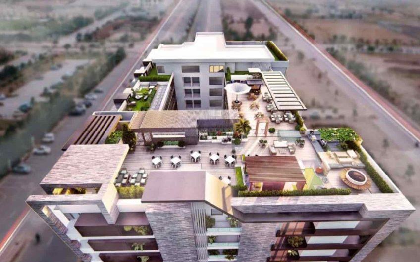 Miusam Mall Rooftop
