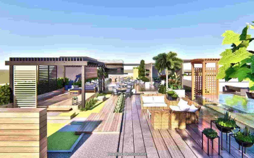 Miusam Mall Rooftop Restaurant