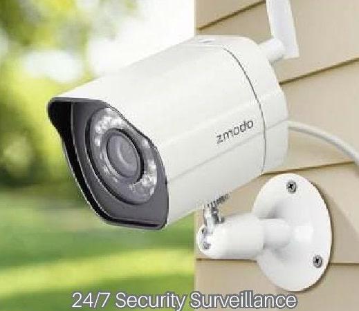 Miusam Mall Surveillance