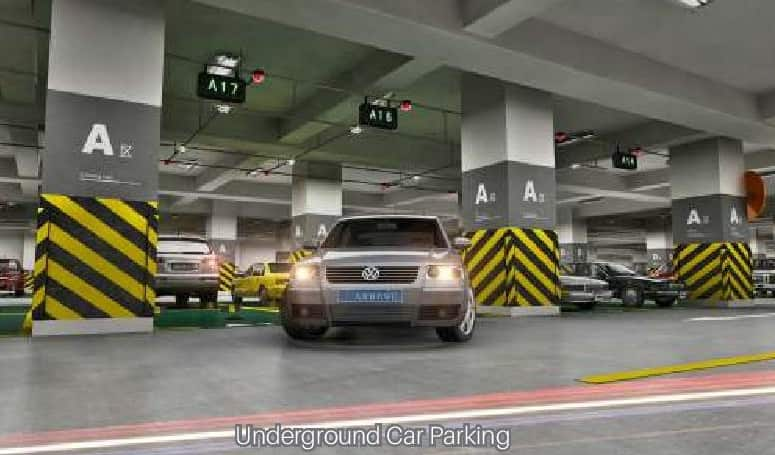 Miusam Mall Underground Parking