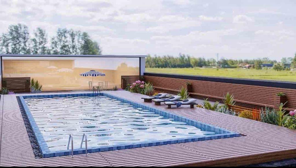 Hash Residency Swimming Pool