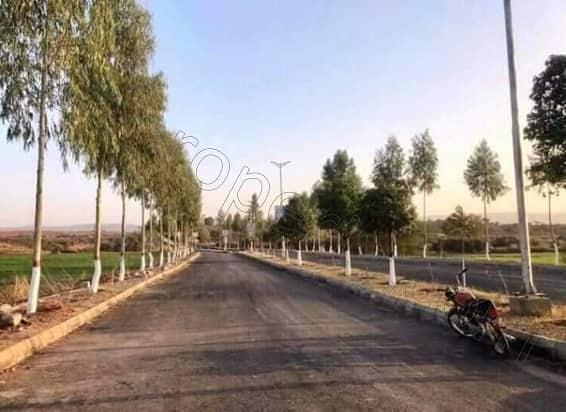 Islamabad Cooperative Housing Society 8 Marla Plot