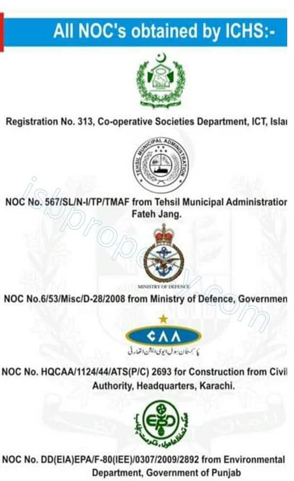 ICHS NOC