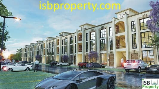 Capital Smart City Villa Apartment