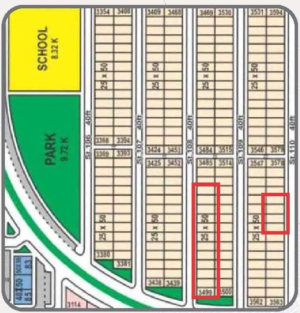 Junifer Villas Location