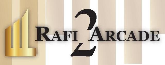 Rafi Arcade Logo