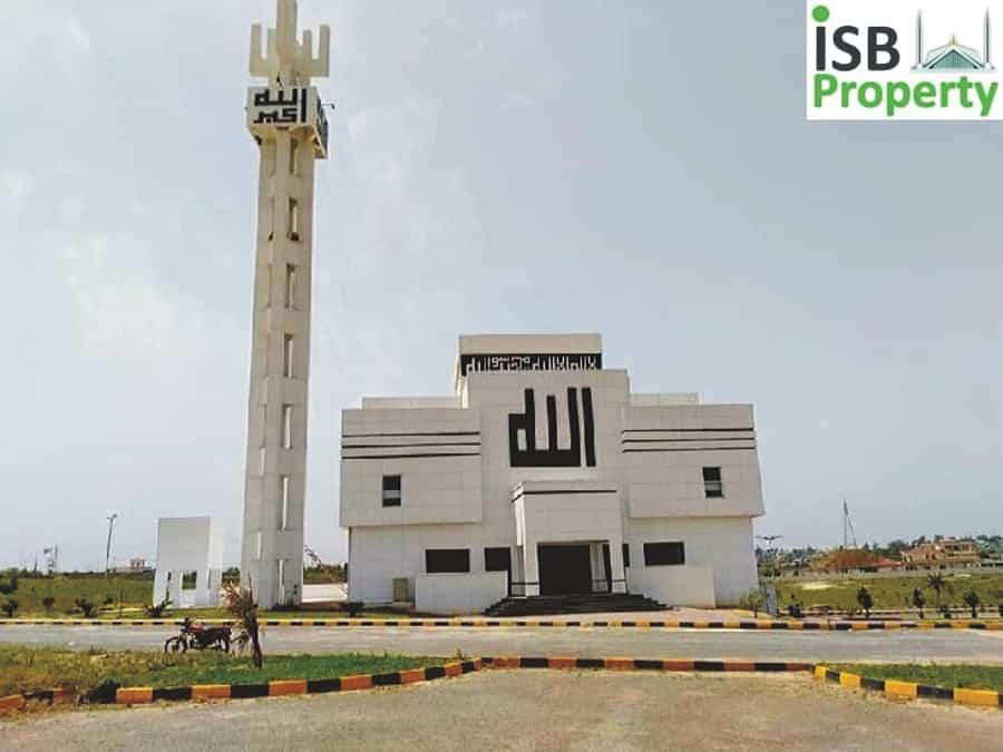 Zarar Homes Mosque