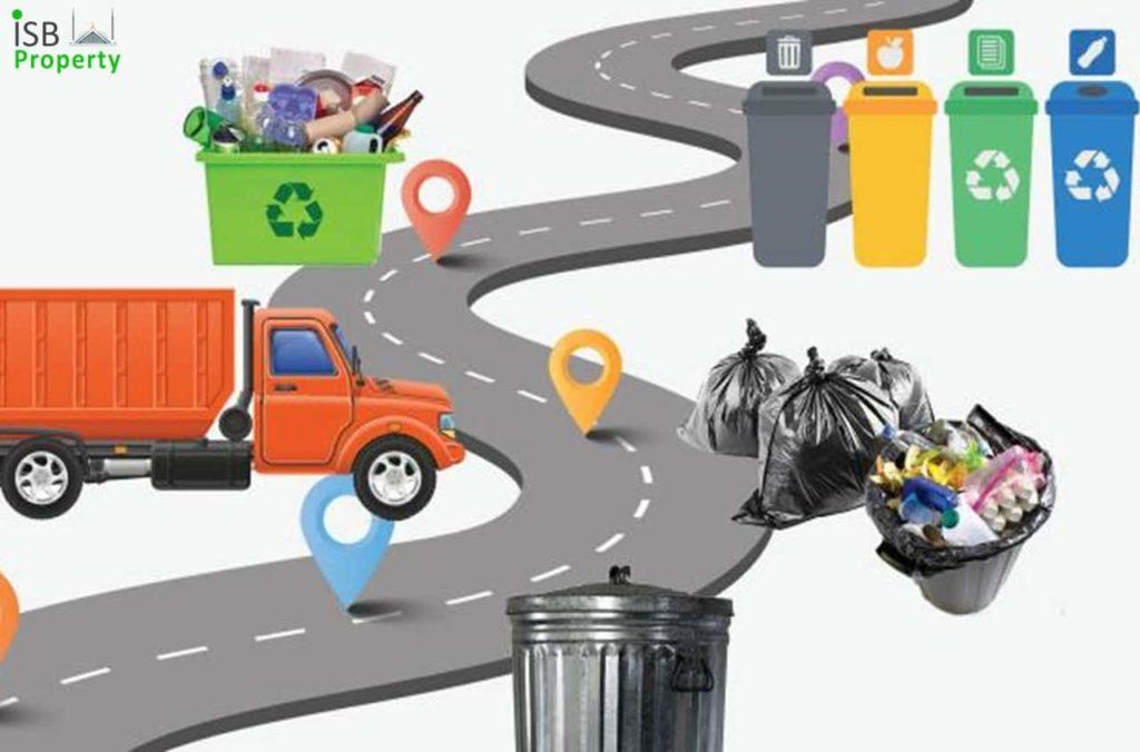 Abdullah City Garbage Disposal