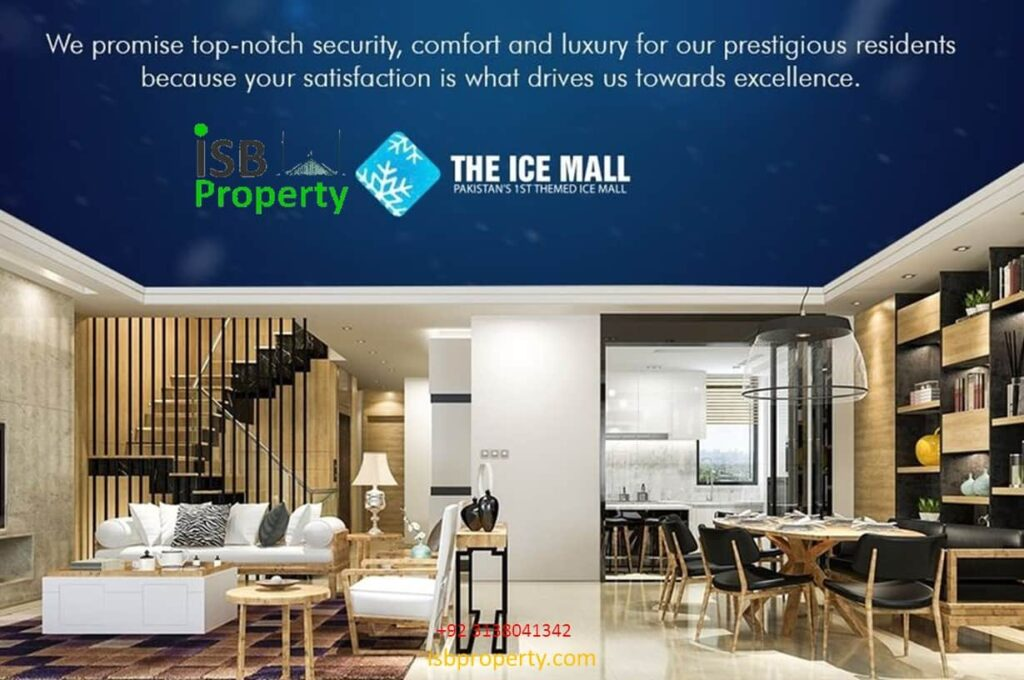 Ice Mall Apartment 01