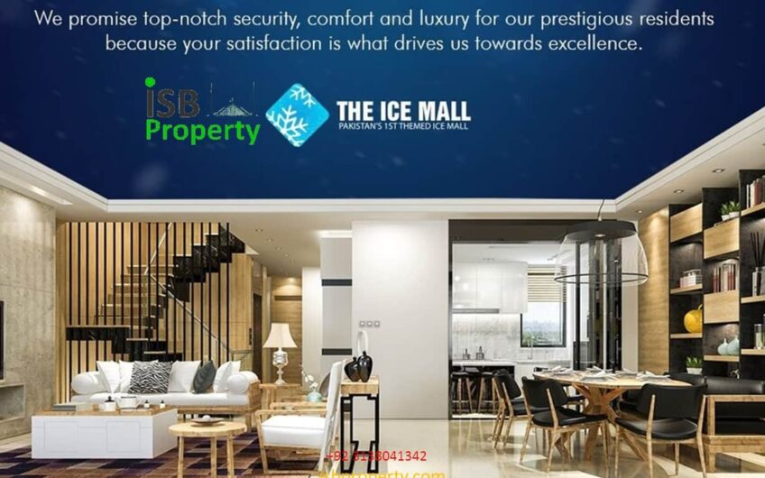 Ice Mall Apartment 01