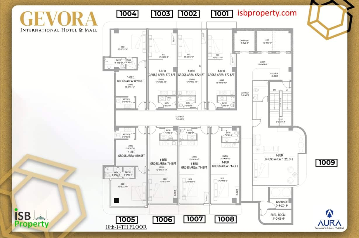 Gevora 10th Floor
