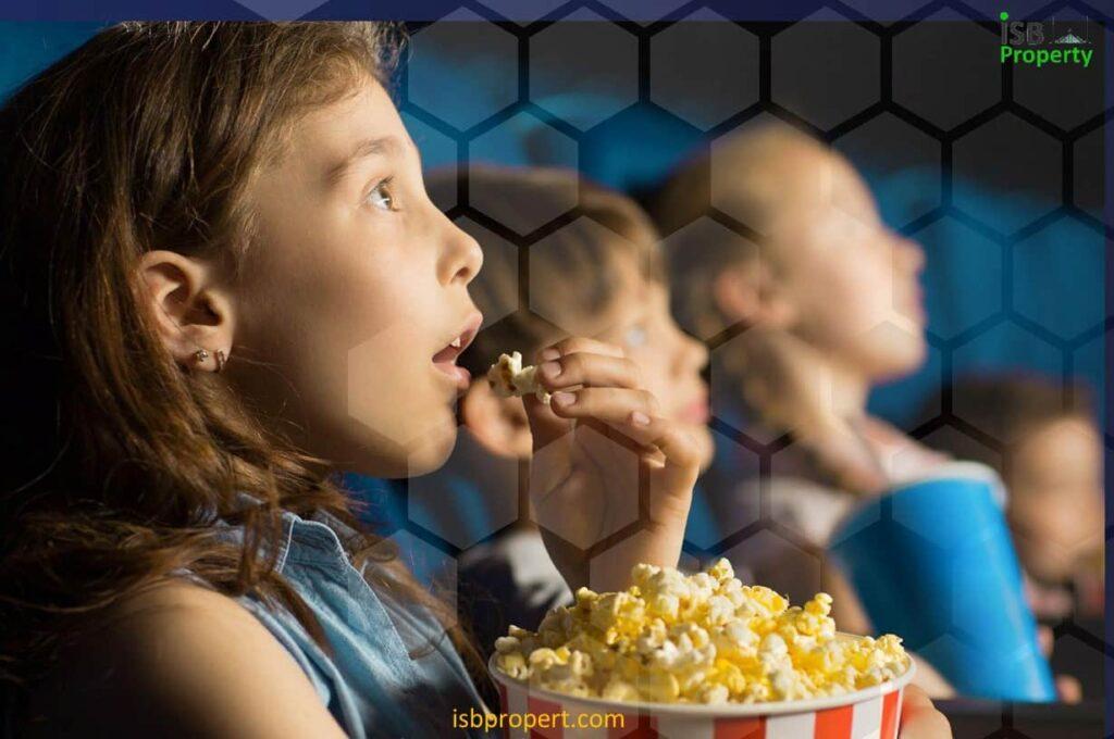 Giga Mall Extension Cinema
