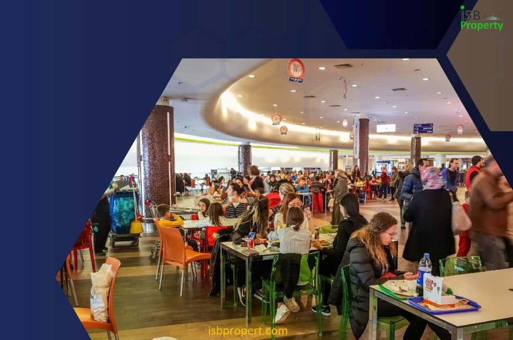 Giga Mall Extension Food Court