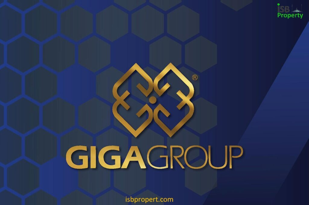 Giga Mall Extension Logo