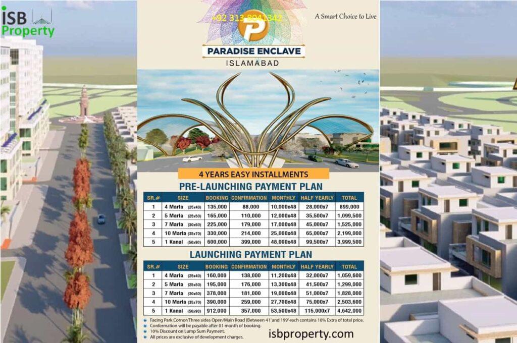 Paradise Enclave Payment Plan