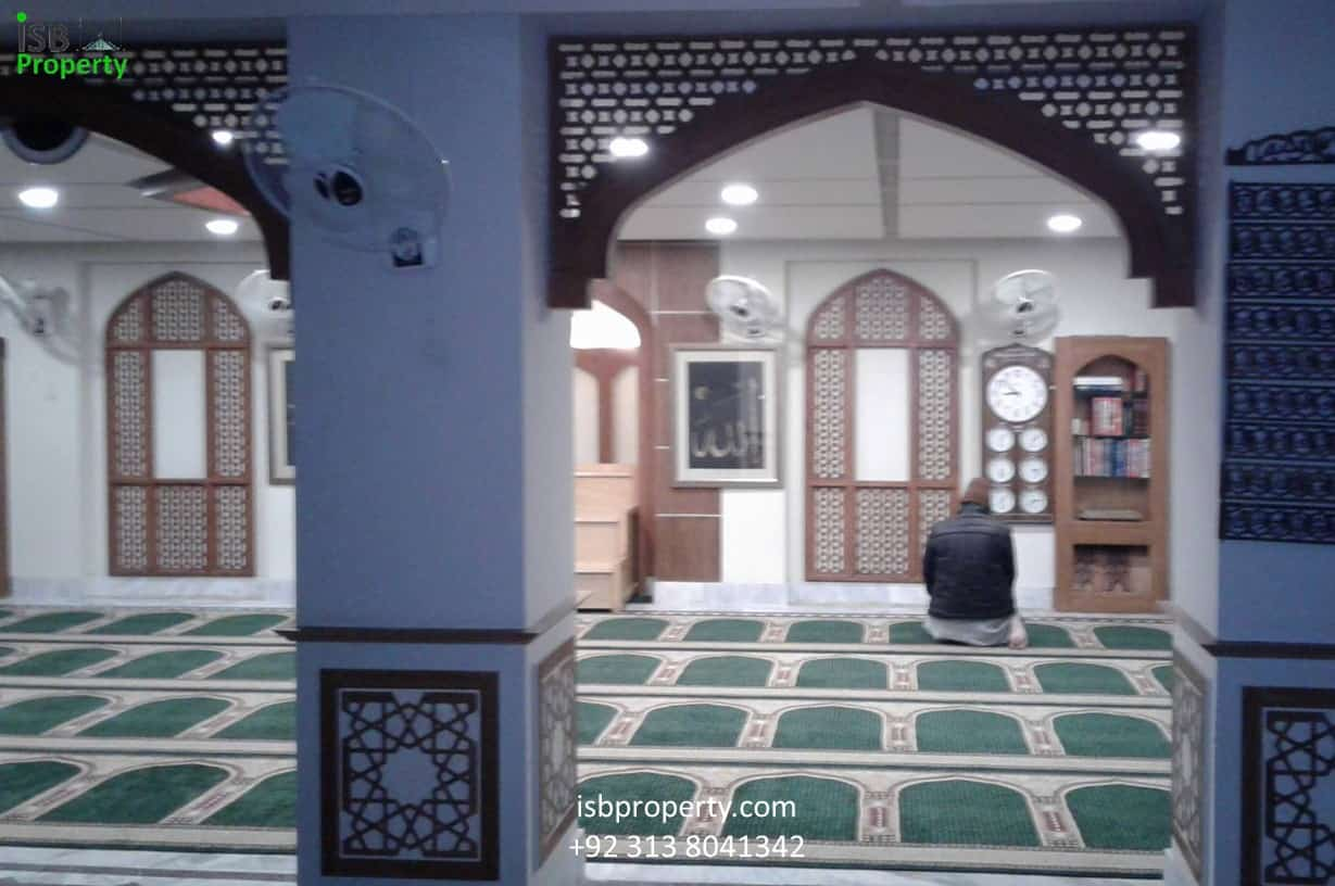 Rafay Mall Mosque 01