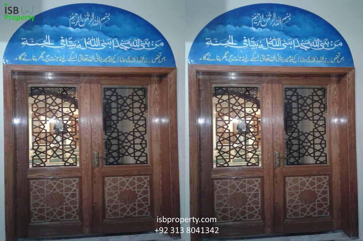 Rafay Mall Mosque 02